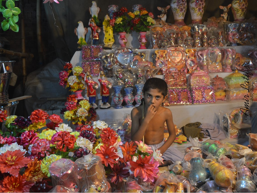 Child Shopkeeper