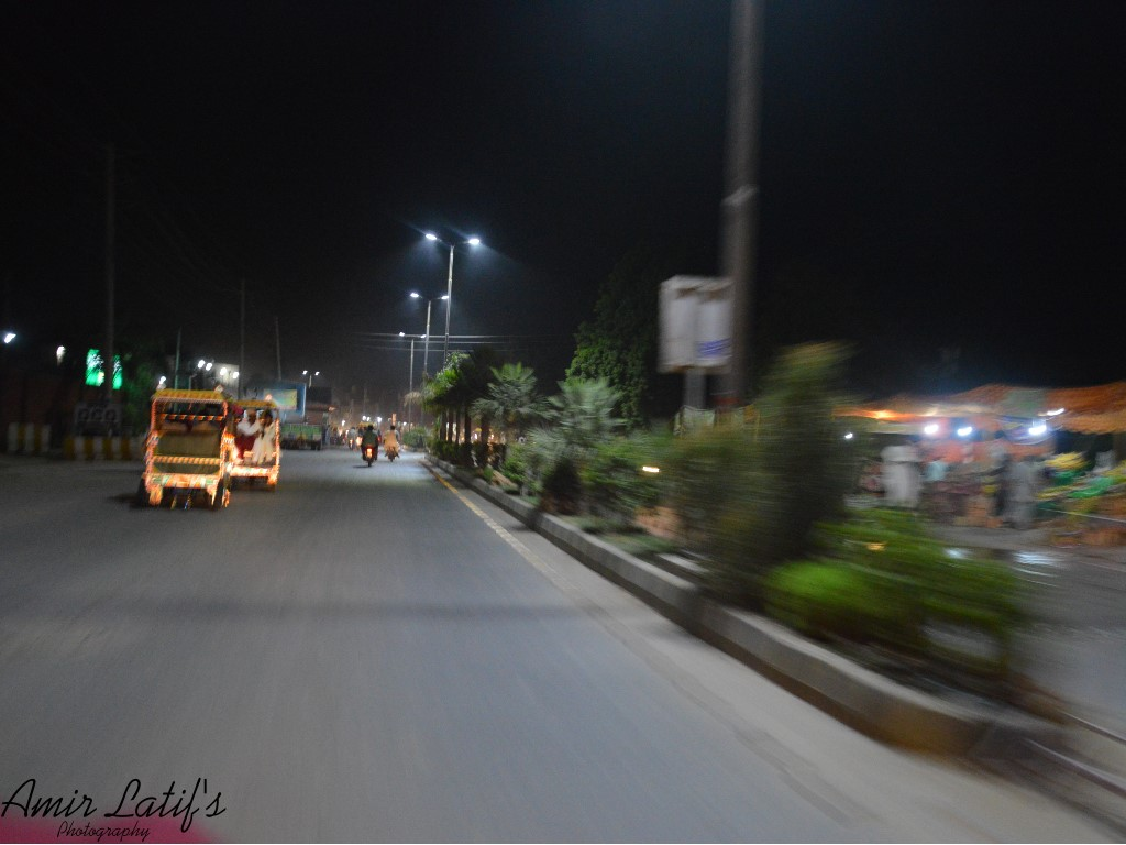 City Lights - Chiniot