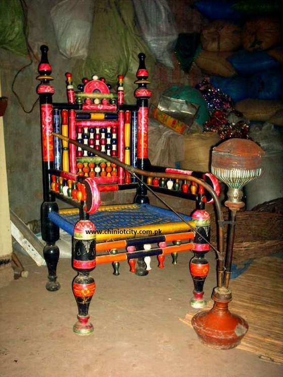 Classical and Traditional Design of Chair