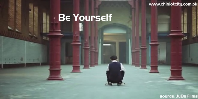Be YourSelf..