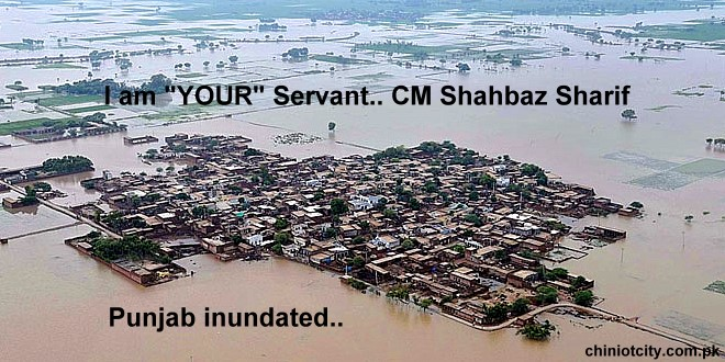 I am your servant – CM Shahbaz Sharif