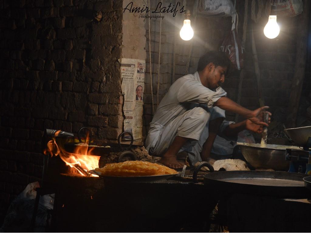 Jalebi ... Chiniot Festival