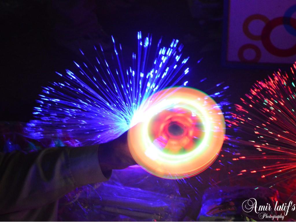 Revolving Lights