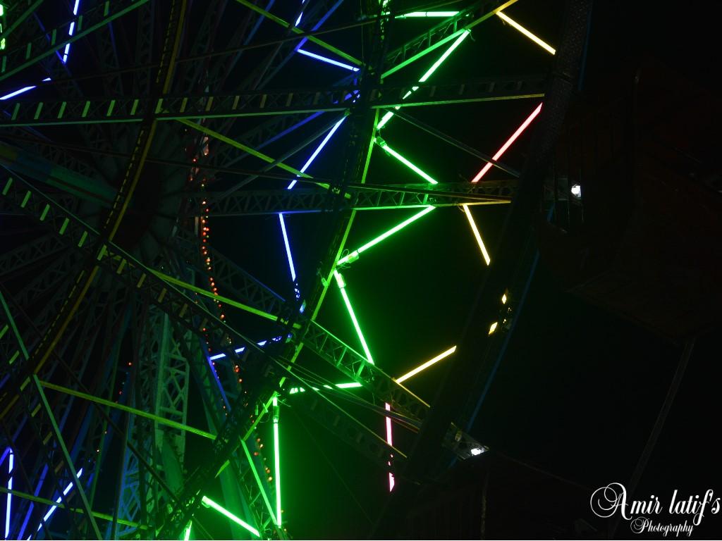 Swings in Festival,