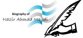 Biography of Nazir Ahmad Majidi