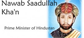 Nawab Saadullah Kha'n